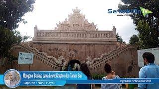 Mengenal Budaya Jawa Lewat Keraton dan Taman Sari Yogyakarta