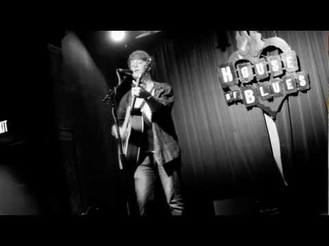 "Austin Leach - ""Messing With An Angel"" (House of Blues Dallas)"