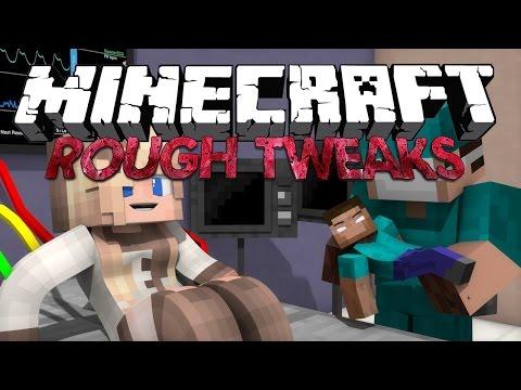 Обзор модов Minecraft #193 Rough Tweaks 1.10.2/1.11.2 - Первая помощь =)