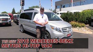 New 2016 Mercedes Benz Metris Explorer Van - White Bear Lake, St Paul, Roseville, Mpls, Hastings, MN