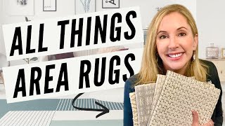 How to Choose the Right Rug Size   Lisa Holt Design