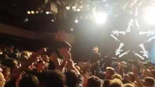Anti-Flag - Die For Your Government + Drink Drank Punk LIVE PRAHA LUCERNA