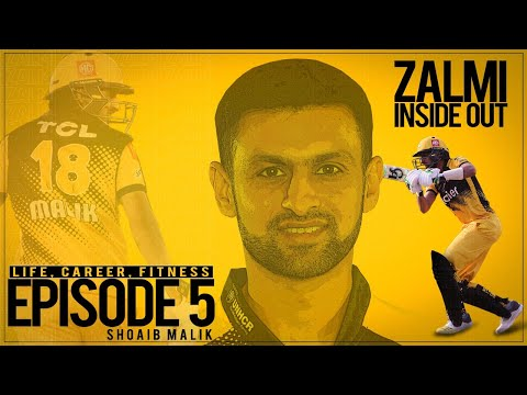 Zalmi Inside Out Powered by Haier | Episode 5 | Shoaib Malik | Life , Career & Fitness