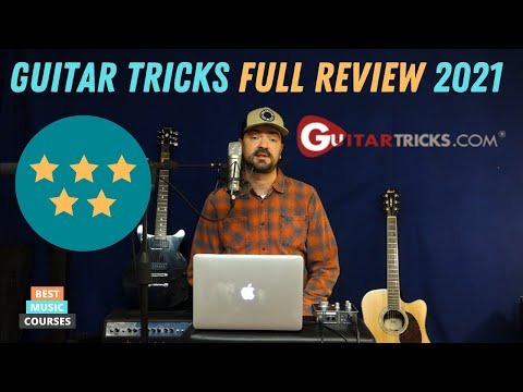 Guitar Tricks Review - The Best Online Guitar Lessons For Beginners?