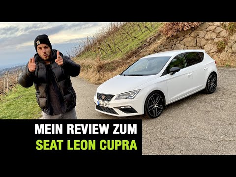2020 Seat Leon Cupra (290 PS) 🇪🇸 Fahrbericht | FULL Review | Test-Drive | Launch-Control | Sound🏁