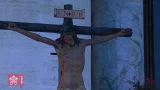 """La preghiera del Papa per il mondo sofferente: """"Signore, non lasciarci in balia della tempesta"""""""