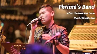 """Video thumbnail of """"After The Love Has Gone - The Sweetest Love  """"Gong &Phrima's BAND"""""""""""