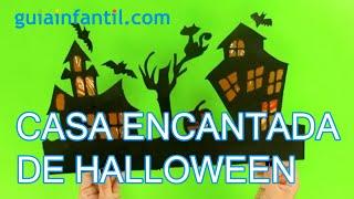 Cómo hacer una casa encantada en Halloween