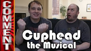 THE SALT IS REAL! (Reading COMMENTS from Cuphead: The Musical)