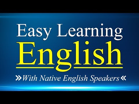 mp4 Learning English Easy, download Learning English Easy video klip Learning English Easy