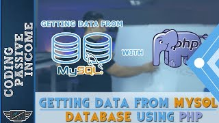 PHP Tutorial - How To Get Data From MySQL Database