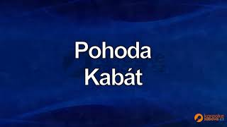 FullHD karaoke Pohoda - Kabát - ukázka