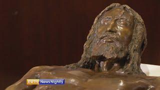 Veils of Veronica: Cloth shows the face of Jesus | EWTN News Nightly