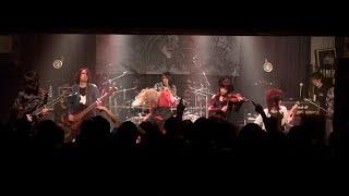 Unlucky Morpheus「CADAVER」「La Voix Du Sang」@2018年10月17日HOLIDAY NEXT 名古屋