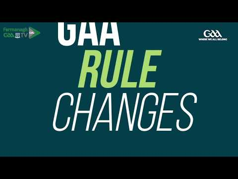 Football Rule Changes Refresher 2020