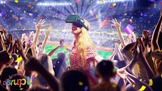 Watching Sports in Virtual Reality!
