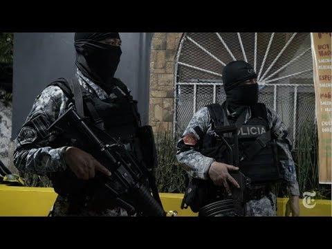 ¿Qué es lo que empuja a la gente de El Salvador a partir hacia EE.UU? La violencia de las pandillas