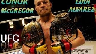 McGREGOR VS ALVAREZ !!