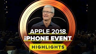 Apple's iPhone XS, XR event highlights in 10 minutes