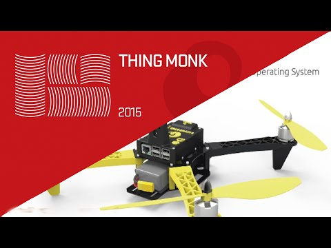 ThingMonk 2015: Mark Shuttleworth – Business in the Robot Age