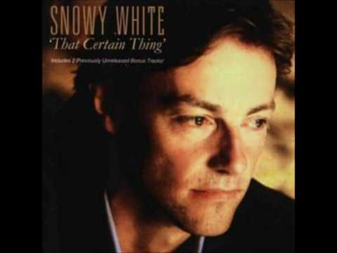 Snowy White - I'll Be Holding ON