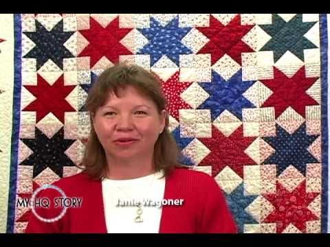 My HQ Story 2010 - Janie Wagoner