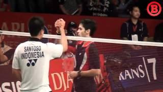 Indonesia Open 2012: Perjalanan Simon Santoso Menuju Juara