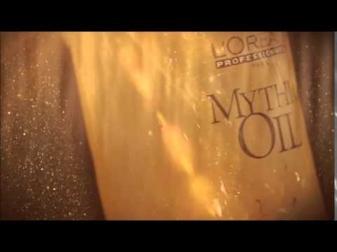 Souffle D'Or  - Professional Shampoo and conditioner for shiny hair - L'oreal Professionnel