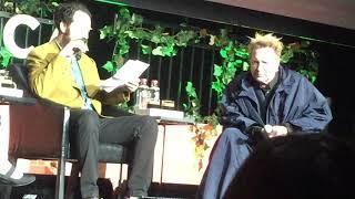 John Lydon New York 2017 Tribeca film festival 2017public image limited
