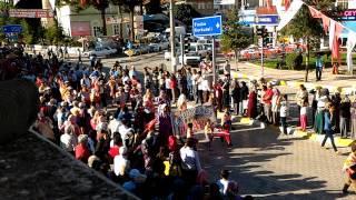 antalya  elmalı  3. yörük göçü   festivali 2015