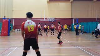 2019 A Div National QF Boys HCI vs VJC 3-2 set 5