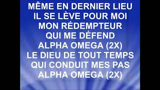 ALPHA OMEGA   Gael Music (Nadège Mbuma)