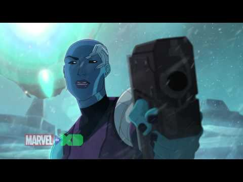 Marvel's Guardians of the Galaxy 1.07 (Clip)