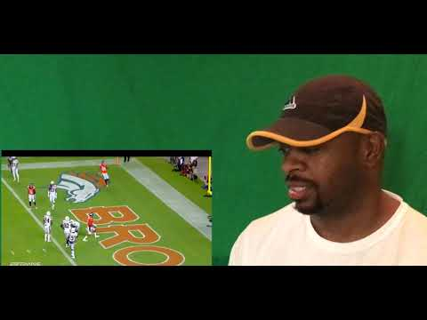Chargers vs. Broncos   NFL Week 1 Game Highlights   REACTION