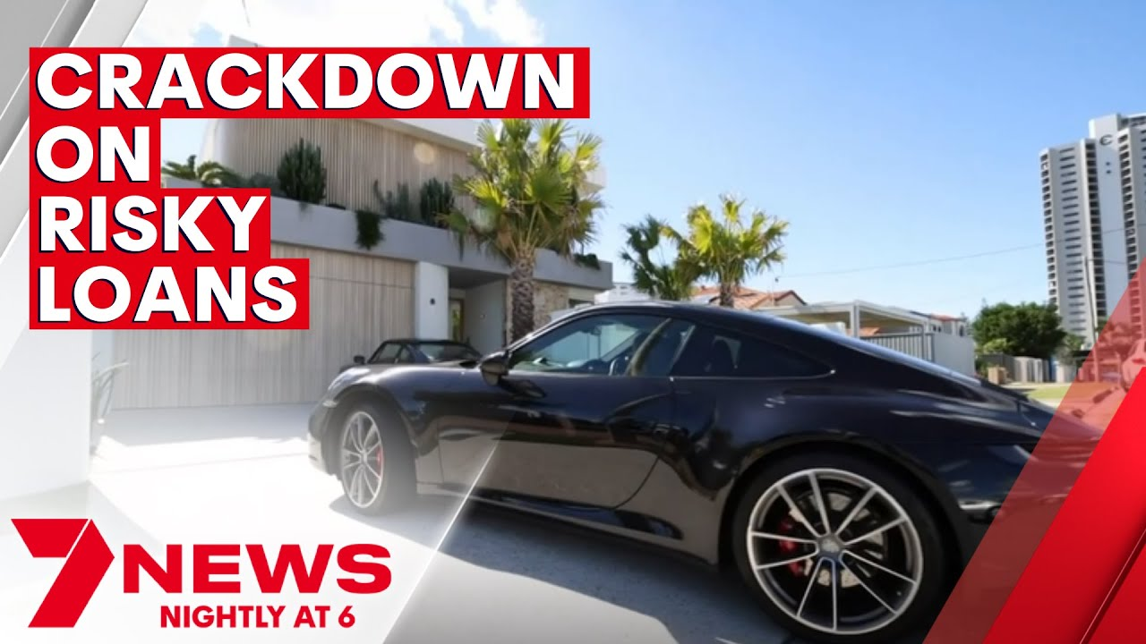 Crackdown on dangerous mortgage might tame skyrocketing residential or commercial property costs in Australia|7NEWS thumbnail