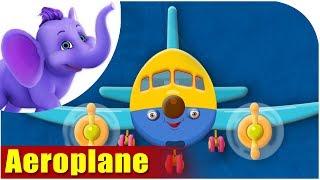 Aeroplane - Vehicle Rhyme