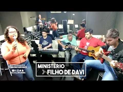Retiro Arquidiocesano de Comunicadores   Ministério de Música Filho de Davi