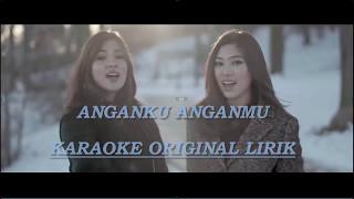 Gambar cover Anganku anganmu karaoke tanpa vokal (original karaoke song)