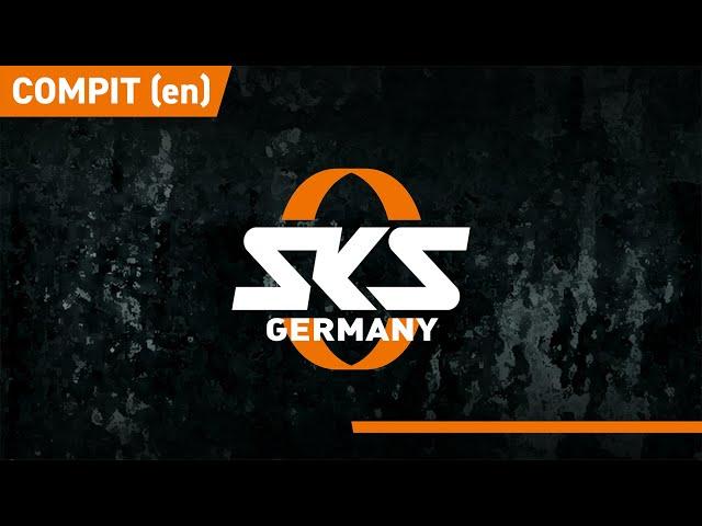 Видео Держатель для смартфона SKS Compit