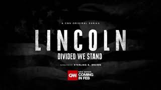 Picture of a TV show: Lincoln: Divided  We Stand