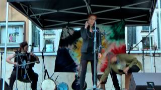 Video Alven - Vnitřní rosa - Bohnice fest 2015