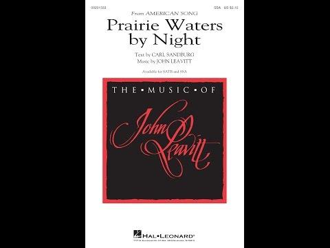 Prairie Waters by Night