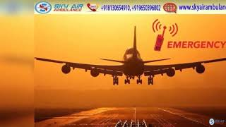 Utilize Certified Air Ambulance from Bhopal at Low Price