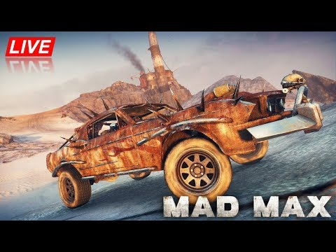 Mad Max - Episode 6 - You Can't Park Your Car Here
