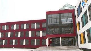 В школе № 36 в микрорайоне «Ивушки» завершены общестроительные работы