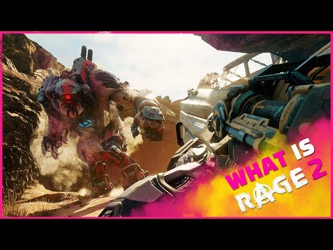 What is RAGE 2? Official Trailer