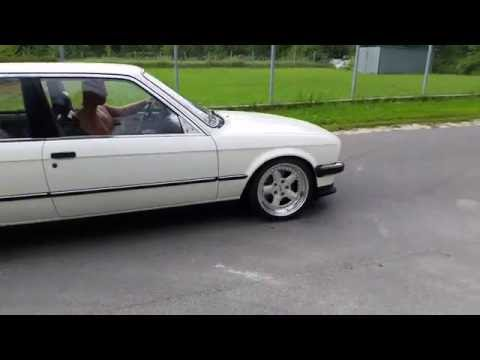 BMW E30 325e ACSCHNITZER RIMS LOVE30 CRUISE