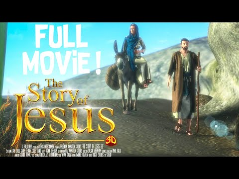 Download The Story Of Jesus | Animated Film | English HD Mp4 3GP Video and MP3
