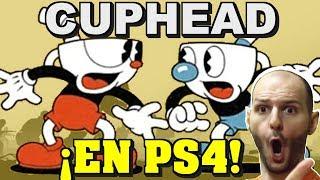 ¡CUPHEAD SALDRÁ EN PS4, LA NUEVA LOCURA! - Sasel - Xbox one - cortijo - prensa