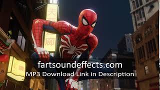 sevou spider man sound effect - TH-Clip